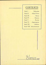 Page 11, 1937 Edition, Hazleton High School - Janus Yearbook (Hazleton, PA) online yearbook collection