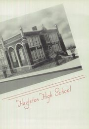 Page 13, 1938 Edition, Hazleton High School - Janus Yearbook (Hazleton, PA) online yearbook collection