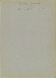 Page 3, 1939 Edition, Hazleton High School - Janus Yearbook (Hazleton, PA) online yearbook collection