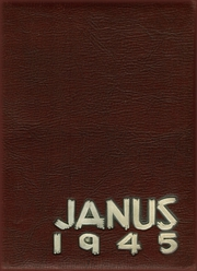 Page 1, 1945 Edition, Hazleton High School - Janus Yearbook (Hazleton, PA) online yearbook collection