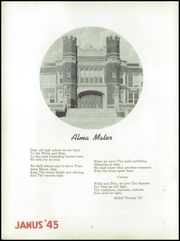 Page 12, 1945 Edition, Hazleton High School - Janus Yearbook (Hazleton, PA) online yearbook collection