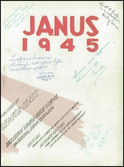 Page 7, 1945 Edition, Hazleton High School - Janus Yearbook (Hazleton, PA) online yearbook collection