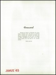 Page 8, 1945 Edition, Hazleton High School - Janus Yearbook (Hazleton, PA) online yearbook collection