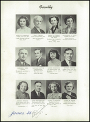 Page 14, 1946 Edition, Hazleton High School - Janus Yearbook (Hazleton, PA) online yearbook collection