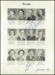Page 17, 1946 Edition, Hazleton High School - Janus Yearbook (Hazleton, PA) online yearbook collection