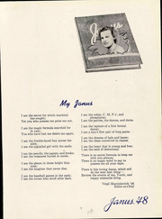 Page 13, 1948 Edition, Hazleton High School - Janus Yearbook (Hazleton, PA) online yearbook collection