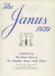 Page 5, 1950 Edition, Hazleton High School - Janus Yearbook (Hazleton, PA) online yearbook collection