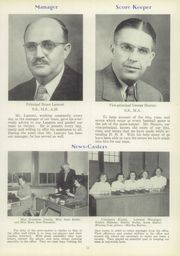 Page 15, 1952 Edition, Hazleton High School - Janus Yearbook (Hazleton, PA) online yearbook collection
