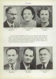 Page 16, 1952 Edition, Hazleton High School - Janus Yearbook (Hazleton, PA) online yearbook collection