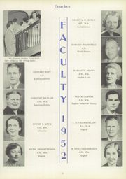 Page 17, 1952 Edition, Hazleton High School - Janus Yearbook (Hazleton, PA) online yearbook collection