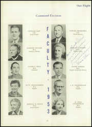 Page 16, 1953 Edition, Hazleton High School - Janus Yearbook (Hazleton, PA) online yearbook collection