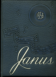 Page 1, 1956 Edition, Hazleton High School - Janus Yearbook (Hazleton, PA) online yearbook collection
