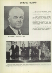 Page 12, 1956 Edition, Hazleton High School - Janus Yearbook (Hazleton, PA) online yearbook collection