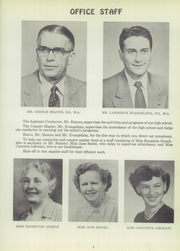 Page 13, 1956 Edition, Hazleton High School - Janus Yearbook (Hazleton, PA) online yearbook collection