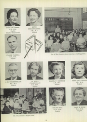 Page 14, 1956 Edition, Hazleton High School - Janus Yearbook (Hazleton, PA) online yearbook collection