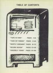 Page 9, 1956 Edition, Hazleton High School - Janus Yearbook (Hazleton, PA) online yearbook collection