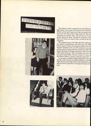 Page 8, 1970 Edition, Hazleton High School - Janus Yearbook (Hazleton, PA) online yearbook collection