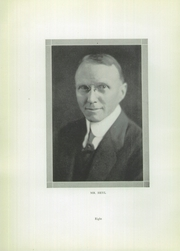 Page 12, 1929 Edition, West Philadelphia High School - Record Yearbook (Philadelphia, PA) online yearbook collection