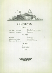 Page 8, 1929 Edition, West Philadelphia High School - Record Yearbook (Philadelphia, PA) online yearbook collection