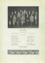 Page 9, 1929 Edition, West Philadelphia High School - Record Yearbook (Philadelphia, PA) online yearbook collection