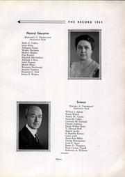 Page 17, 1934 Edition, West Philadelphia High School - Record Yearbook (Philadelphia, PA) online yearbook collection