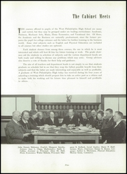 Page 13, 1941 Edition, West Philadelphia High School - Record Yearbook (Philadelphia, PA) online yearbook collection