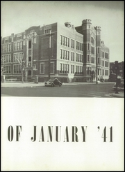 Page 7, 1941 Edition, West Philadelphia High School - Record Yearbook (Philadelphia, PA) online yearbook collection