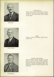Page 14, 1953 Edition, West Philadelphia High School - Record Yearbook (Philadelphia, PA) online yearbook collection