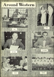 Page 16, 1953 Edition, West Philadelphia High School - Record Yearbook (Philadelphia, PA) online yearbook collection