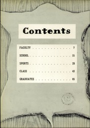 Page 6, 1953 Edition, West Philadelphia High School - Record Yearbook (Philadelphia, PA) online yearbook collection