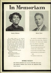 Page 8, 1953 Edition, West Philadelphia High School - Record Yearbook (Philadelphia, PA) online yearbook collection