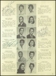 Page 65, 1957 Edition, West Philadelphia High School - Record Yearbook (Philadelphia, PA) online yearbook collection