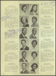 Page 66, 1957 Edition, West Philadelphia High School - Record Yearbook (Philadelphia, PA) online yearbook collection