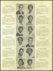 Page 67, 1957 Edition, West Philadelphia High School - Record Yearbook (Philadelphia, PA) online yearbook collection