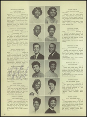 Page 68, 1957 Edition, West Philadelphia High School - Record Yearbook (Philadelphia, PA) online yearbook collection