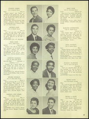 Page 69, 1957 Edition, West Philadelphia High School - Record Yearbook (Philadelphia, PA) online yearbook collection