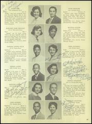 Page 71, 1957 Edition, West Philadelphia High School - Record Yearbook (Philadelphia, PA) online yearbook collection