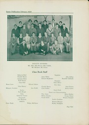 Page 11, 1928 Edition, South Hills High School - Lives Yearbook (Pittsburgh, PA) online yearbook collection