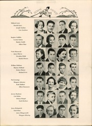 Page 7, 1934 Edition, South Hills High School - Lives Yearbook (Pittsburgh, PA) online yearbook collection