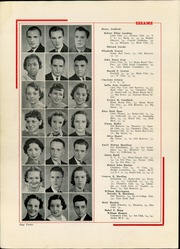 Page 14, 1936 Edition, South Hills High School - Lives Yearbook (Pittsburgh, PA) online yearbook collection