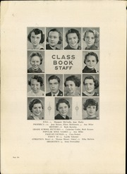 Page 8, 1936 Edition, South Hills High School - Lives Yearbook (Pittsburgh, PA) online yearbook collection