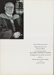 Page 4, 1941 Edition, South Hills High School - Lives Yearbook (Pittsburgh, PA) online yearbook collection
