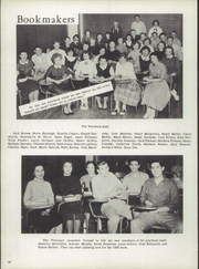 Page 72, 1955 Edition, South Hills High School - Lives Yearbook (Pittsburgh, PA) online yearbook collection