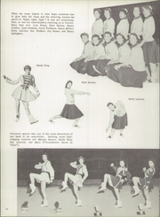 Page 74, 1955 Edition, South Hills High School - Lives Yearbook (Pittsburgh, PA) online yearbook collection