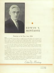 Page 17, 1934 Edition, Olney High School - Trojan Yearbook (Philadelphia, PA) online yearbook collection