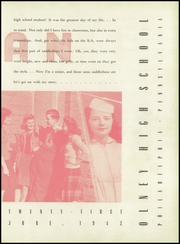Page 9, 1942 Edition, Olney High School - Trojan Yearbook (Philadelphia, PA) online yearbook collection