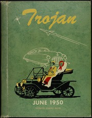 Page 1, 1950 Edition, Olney High School - Trojan Yearbook (Philadelphia, PA) online yearbook collection