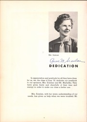 Page 8, 1950 Edition, Olney High School - Trojan Yearbook (Philadelphia, PA) online yearbook collection