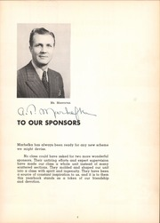 Page 9, 1950 Edition, Olney High School - Trojan Yearbook (Philadelphia, PA) online yearbook collection