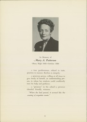 Page 10, 1952 Edition, Olney High School - Trojan Yearbook (Philadelphia, PA) online yearbook collection